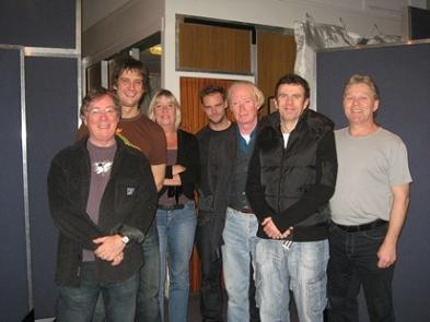 Cast of Giving Up the Ghost